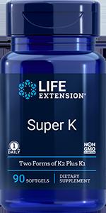 Super K - Support Bone & Heart Health!