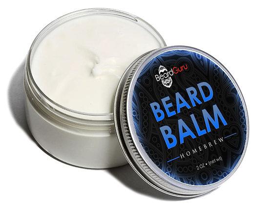 Premium Beard Balm: Home Brew