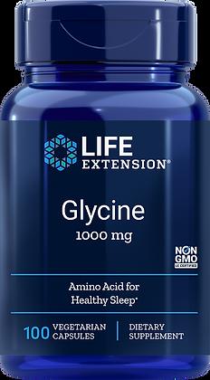 Glycine, 1000 mg, 100 caps