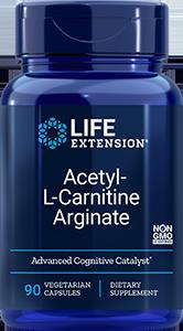 Acetyl-L-Carnitine Arginate