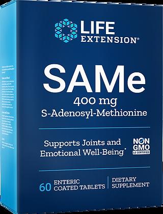 SAMe 400 mg, 60 tabs
