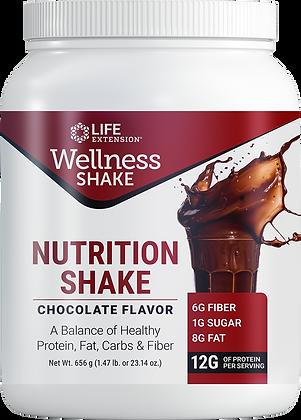 Wellness Shake (Chocolate)
