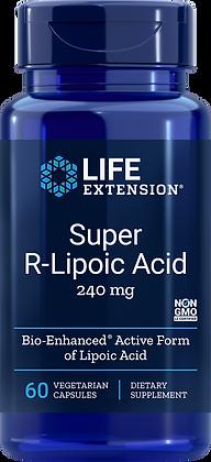 Super R-Lipoic Acid: Powerful Antioxidant