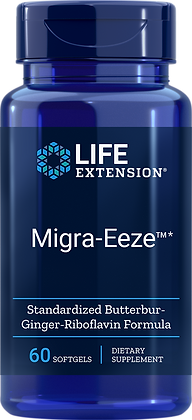 Migra-Eeze, 60 softgels