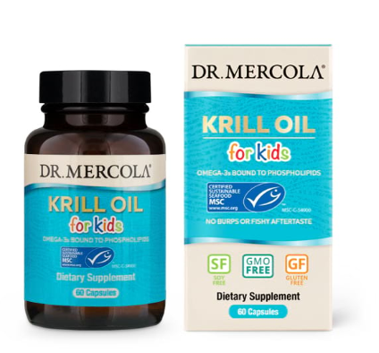 Krill Oil for Kids