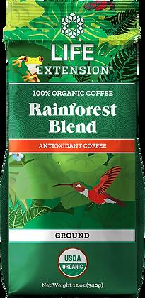 Rainforest Blend Ground Coffee