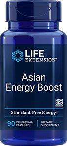 Asian Energy Boost, 90 caps