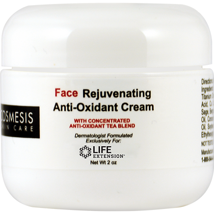 Face Rejuvenating Anti-Oxidant Cream