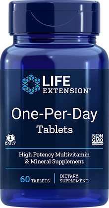 One-Per-Day High Potency Multivitamin