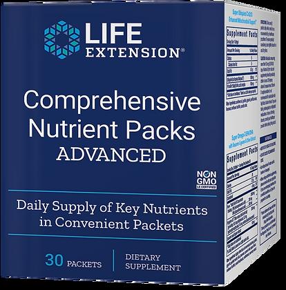 BEST IN CLASS Multivitamin: Comprehensive Nutrient Pack Advanced