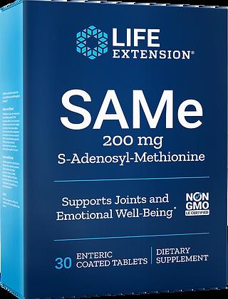 SAMe,  200 mg