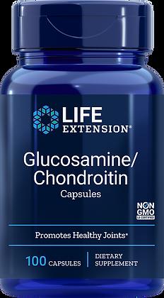 Glucosamine/Chondroitin Capsules, 100 caps
