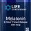 Thumbnail: Melatonin 6 Hour Timed Release,  300 mcg, 100 tabs