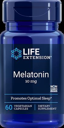 Melatonin, 10 mg, 60 veg caps
