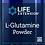 Thumbnail: L-Glutamine Powder, 3.53 oz (100 g)