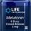 Thumbnail: Melatonin 6 Hour Timed Release, 3 mg, 60 tabs
