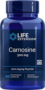 Carnosine  |  500 mg, 60 caps