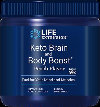 Keto Brain and Body Boost