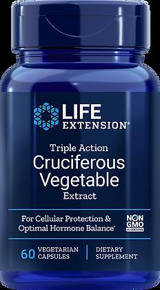 Triple Action Cruciferous Vegetable Extract, 60 veg caps
