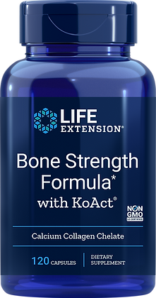 Bone Strength Formula with KoAct,  120 caps