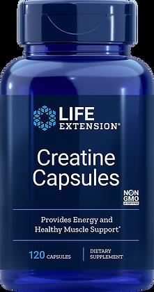 Creatine Capsules, 120 veg caps