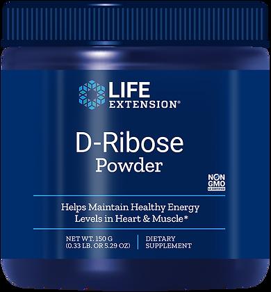 D-Ribose Powder, 5.29oz (150 g)