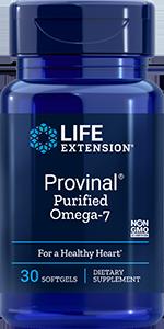 Provinal Purified Omega-7,  30 softgels