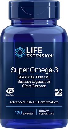 Super Omega-3 EPA/DHA