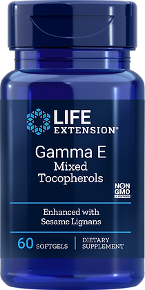 Gamma E Mixed Tocopherols with Sesame Lignans