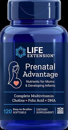 Prenatal Advantage
