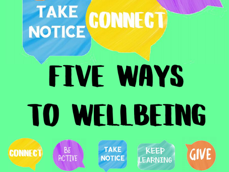 Wellbeing Day 2019