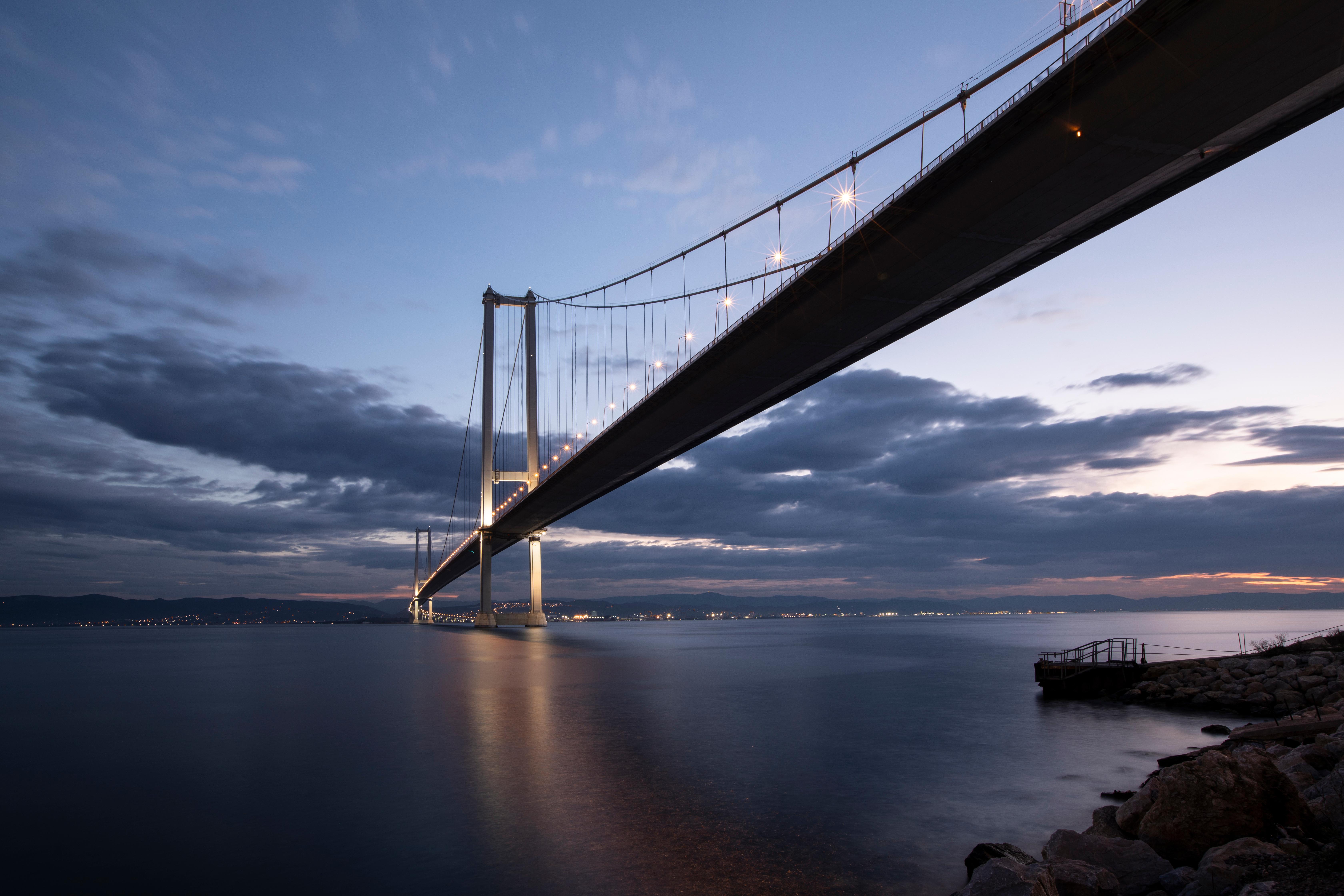 Osman Gazi Bridge (Izmit Bay Bridge)