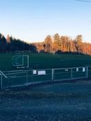 Utsikt mot FIF-banen