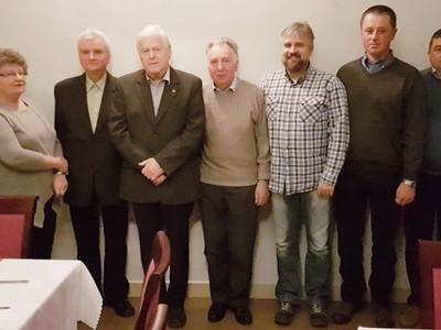 Wręczenie certyfikatów dla członków Komisji Kwalifikacyjnej URE działającej przy Oddziale w Krośnie