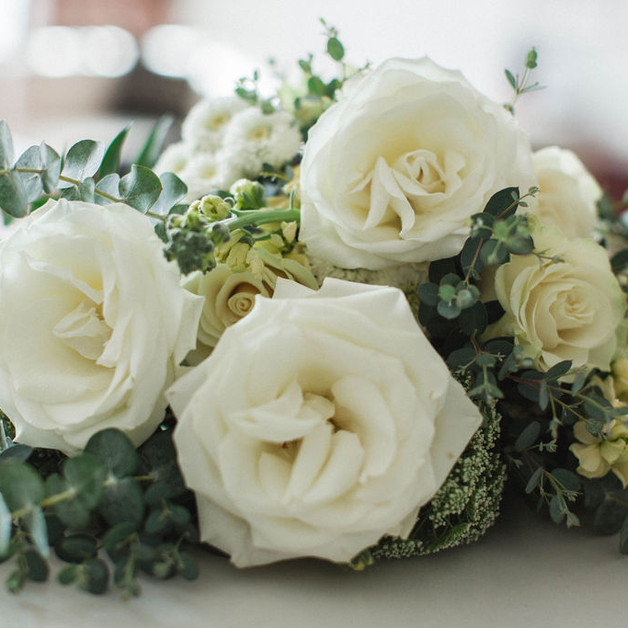 Romatic Rustic Wedding Inspiration