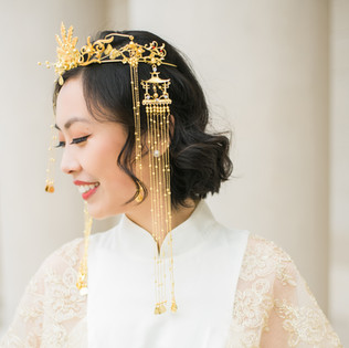 Asian Bridal Inspiration