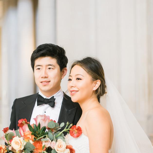 Kevin & Tian Elopement