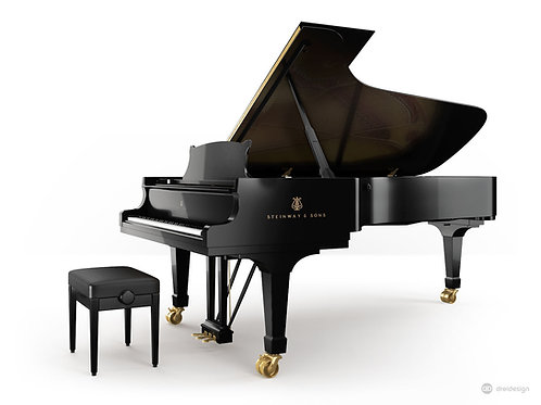 Steinway&Sons mod. D - 274