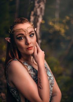 Galdriel - The last Elven princess