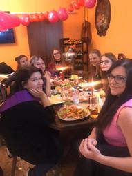 Family Fast Food - Narozeninová párty