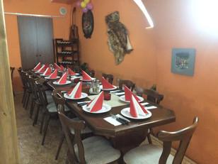 Family Fast Food - Příprava na oslavu