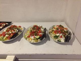 Family Fast Food - Saláty