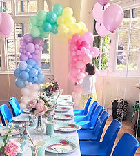Happy 4th Birthday Sweet Francesca! 🌈🦄