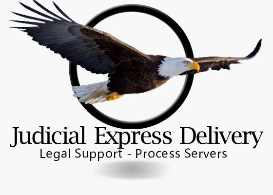Judicial Express - Logo - Process Server and Legal Support