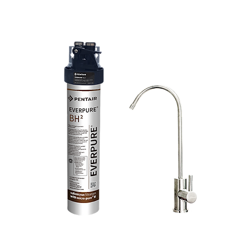 Everpure BH2 Drinking Water Filtration System
