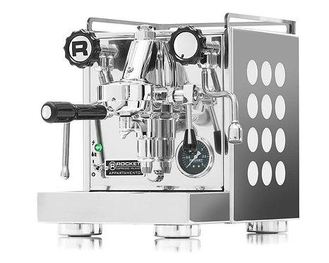 (Pre-Owned) Rocket Appartamento White Espresso Machine
