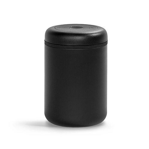 Fellow Atmos Coffee Vacuum Canister - Matt Black 1.2 Litres
