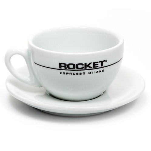 Rocket Espresso - Cappuccino Cup And Saucer (Set of 6)
