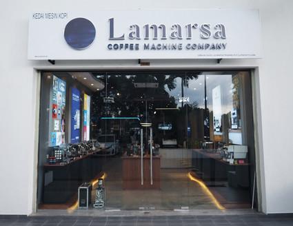 Lamarsa Coffee Machine Company Malaysia Petaling Jaya