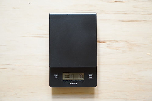 Hario V60 Black Drip Scale